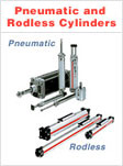 Pneumatic and Rodless Cylinders